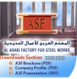 Al Arabi Factory for Steel Works
