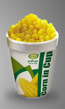 corn in a cup
